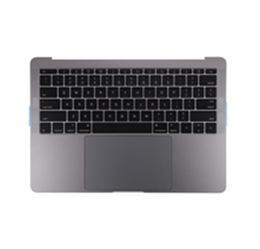 Top Case Space Grey Silver For Apple Macbook Pro 13 Inch