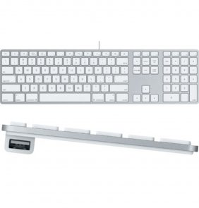 iMac wired or Wireless Keyboard